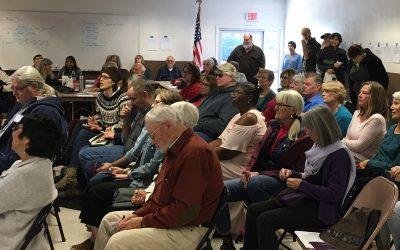 Shasta County DCCSC Caucus