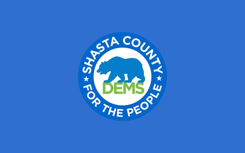Shasta County Democrats Logo
