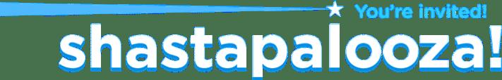 shastapalooza logo