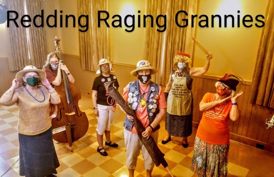 redding raging grannies
