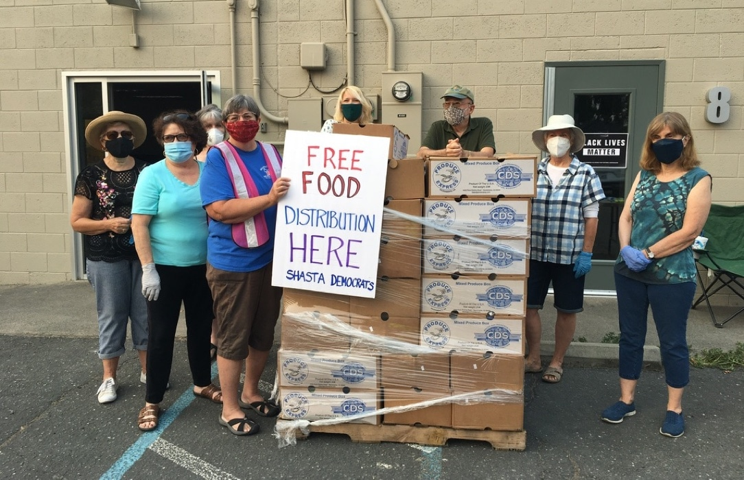 Food Drive Volunteers