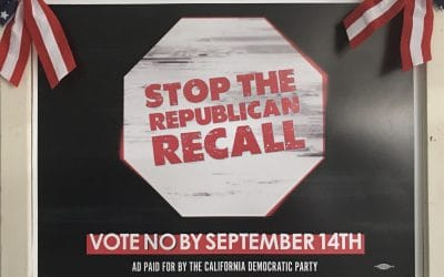 Stop the Republican Recall – Vote No by Sept 14